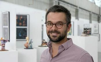 Antoine Rivière veut développer l'international.