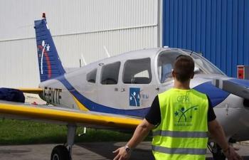 Le CFA se trouve non loin de l'aéroport d'Orly. ©CFA des métiers de l'aérien