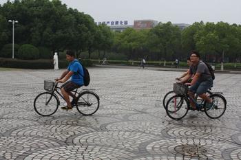 La Chine devient 9e pays d'accueil avec près de 80 % de croissance (ici le campus de l'université de Shanghai). ©sdetarle