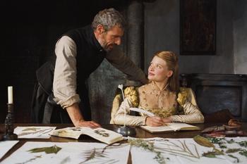 Lambert Wilson et Mélanie Thierry incarnent le Comte de Chabannes et Marie de Montpensier dans l'adaptation de Bertrand Tavernier.