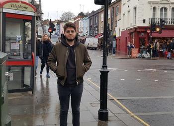 Samuel étudie à la Queen Mary University de Londres depuis la rentrée 2016.