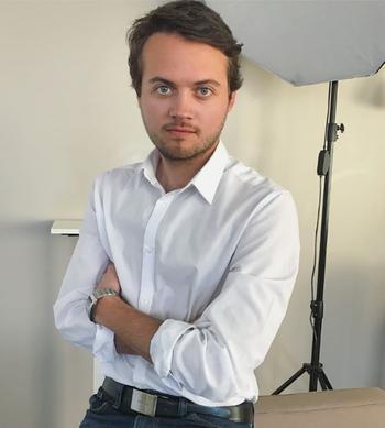 Clément Meslin, fondateur de My-Mooc, incite les lycéens et étudiants à suivre des cours en ligne.