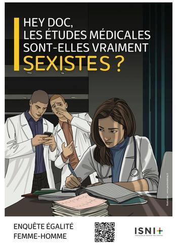 Selon cette enquête, le harcèlement sexuel concerne 9 % des sondés.