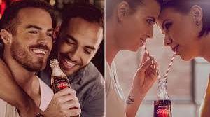 Les affiches de Coca Cola qui ont fait scandale à Budapest.
