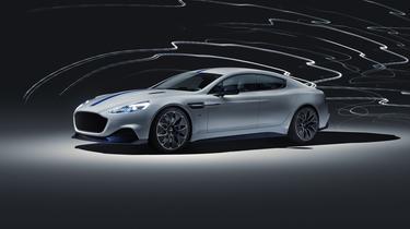 Aston Martin Rapide E, James Bond en mode furtif