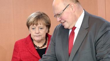 L'Allemagne divise par deux ses prévisions de croissance