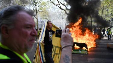 Acte XVIII des «Gilets jaunes» : le point sur la mobilisation, incidents à Paris