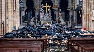 Incendie de Notre-Dame de Paris : de multiples failles de sécurité relevées