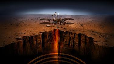 La planète rouge a tremblé : écoutez le premier séisme jamais détecté sur Mars
