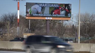Le cannabis, nouveau marché pour la publicité aux États-Unis