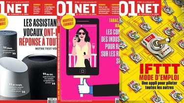 Altice va revendre son magazine 01Net