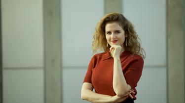 Eva Zaïcik, tragédienne dans l'âme