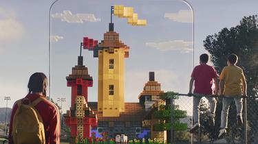 Pour ses dix ans, Minecraft dévoile un nouveau jeu en réalité augmentée