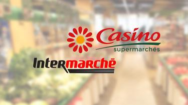 Bruxelles envoie la police aux sièges de Casino et d'Intermarché