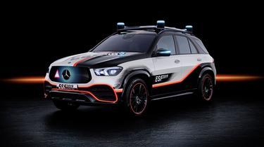 Mercedes, un manifeste de sécurité pour demain