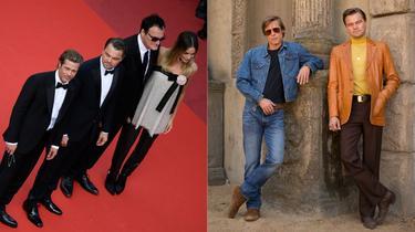 «Un rêve», «dégoulinant d'autodérision»... Once Upon a Time... in Hollywood de Tarantino séduit