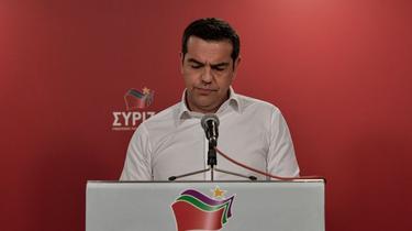 Européennes 2019: désavoué, Tsipras convoque des élections en Grèce
