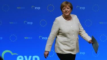 Européennes 2019 : en Allemagne, sanction historique pour la coalition d'Angela Merkel