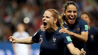 Coupe du monde féminine de football : «Les Bleues méritent nos éloges !»