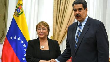 Venezuela : Michelle Bachelet appelle à la libération des prisonniers politiques