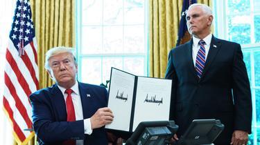 Ran Halévi : «Face à l'Iran, Trump n'est pas seulement brutal, mais contradictoire et illisible»