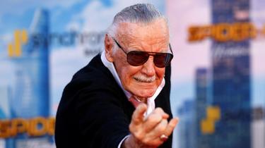L'ultime projet de Stan Lee : la création d'un nouvel univers de Super-héros