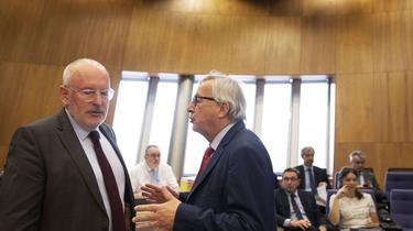 Commission européenne: les seconds rôles de l'exécutif bruxellois