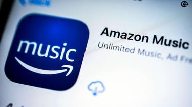 Streaming musical : Amazon croît plus vite qu'Apple et Spotify