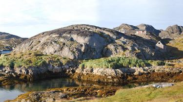 Au Groenland, des vestiges menacés par le réchauffement climatique