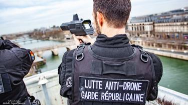Les gendarmes traquent les drones malveillants