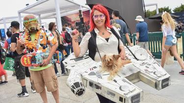 Le Comic Con a 50 ans : retour sur un demi-siècle de superhéros et de pop culture