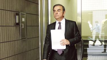 Face à Nissan, Carlos Ghosn lance la contre-attaque