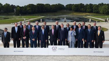 G7 : un pas vers la taxation du numérique