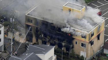 De Silent Voice aux films Ghibli : ce que l'on sait de Kyoto Animation, le studio incendié au Japon