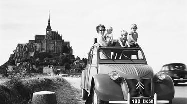 Les 100 ans de Citroën en images