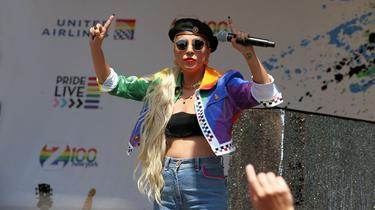 Accusée de plagiat pour sa chanson Shallow, Lady Gaga réplique