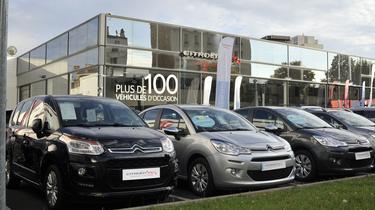 Les constructeurs auto accélèrent sur le marché de l'occasion