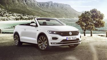 Volkswagen T-Roc Cabriolet, le SUV des beaux jours