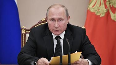 L'ombre de Vladimir Poutine sur le sommet du G7