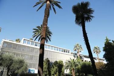Le campus de l'IPAG se situe dans le centre de Nice.