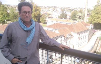 Gérald Gorridge enseigne à l'EESI.