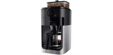 Machine à café à grain Philips Grind & Brew HD7765/00