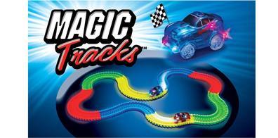 Circuit de voitures électriques BestofTv Magic Tracks