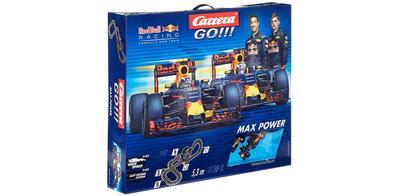 Circuit de voiture électrique: Carrera Go Max Power