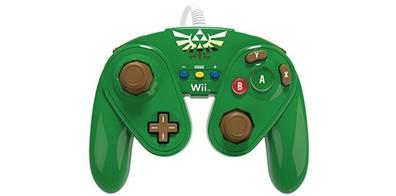 Manette Wii U Fight Pad PDP