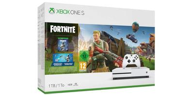 Xbox One S 1 To avec Fortnite