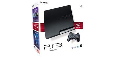 PlayStation Sony PS3 160 Go