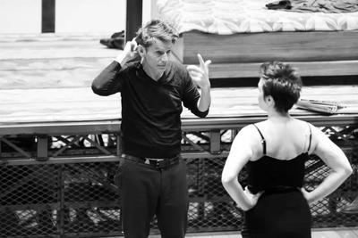 Après «Iphigénie en Tauride», «L'Affaire Makropoulos», «Parsifal» ou «Don Carlos», Krzystof Warlikowski revient à l'Opéra de Paris, toujours avec sa direction d'acteurs millimétrique.