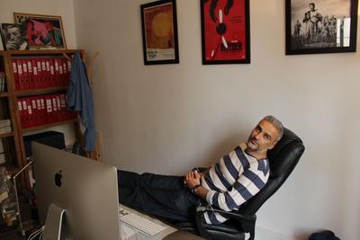 Ancien fondateur de Wild Side, Manuel Chiche a vendu ses parts pour fonder The Jokers en 2014, société de distribution de films d'auteurs. «On cherche à défendre la cinéphilie de demain», confie-t-il dans ses locaux du IXe arrondissement parisien.