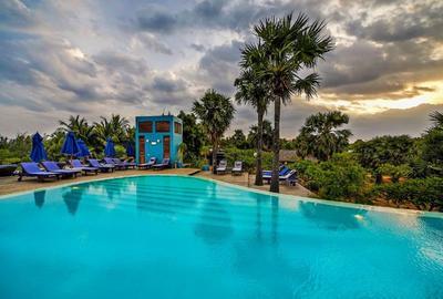 The Dune Eco Village and Spa (Pondichéry).